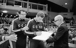 Александр Иваницкий (слева) во время Олимпийских игр в Токио