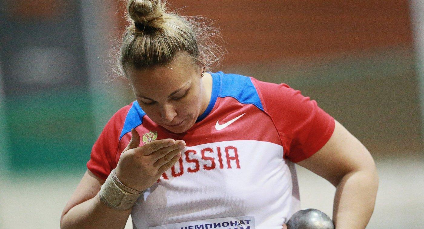 Бронзу исеребро прошедших ЧМполучат русские легкоатлеты