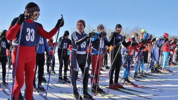 Зимний фестиваль ГТО в Челябинской области
