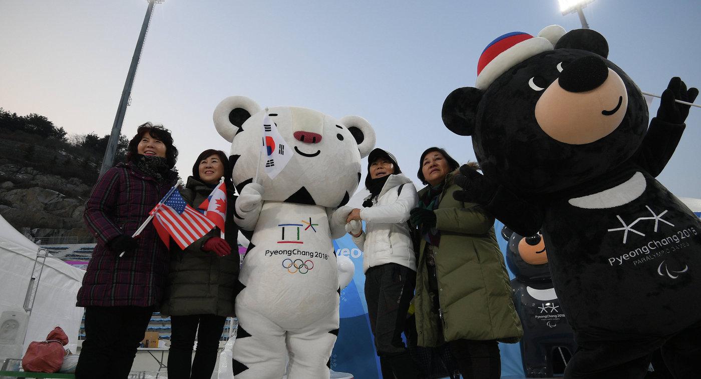 Наименее 23% билетов реализовано наОлимпийские игры вПхенчхане