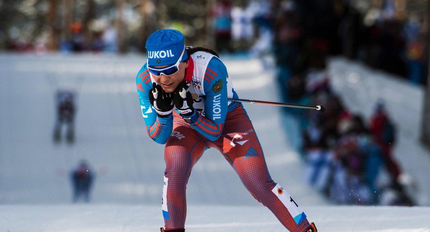 Русские лыжницы Кирпиченко иЖеребятьева взяли золото исеребро наюниорскомЧМ