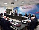 Президент РФ Владимир Путин проводит совещание по подготовке к проведению в Красноярске XXIX Всемирной зимней универсиады в 2019 году