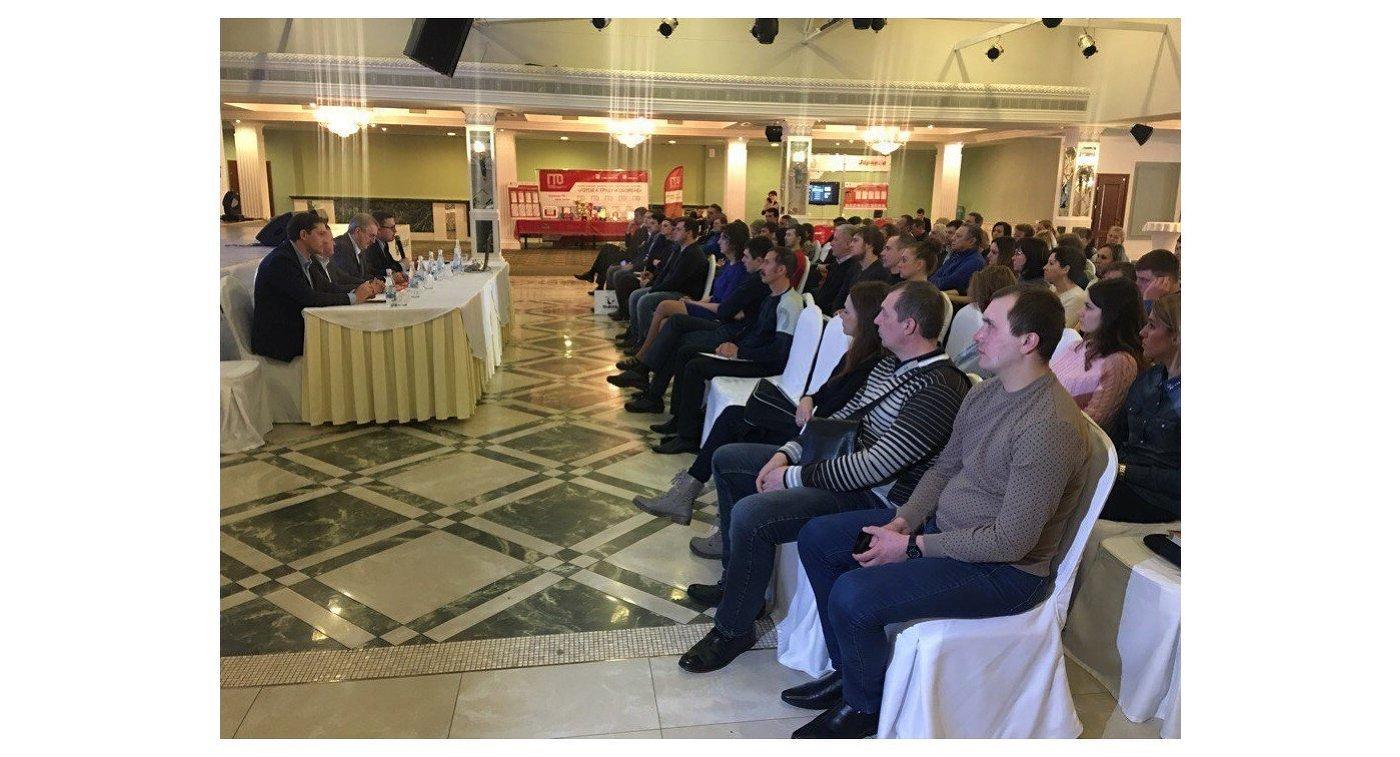 Двухдневный семинар-совещание, посвященный актуальным проблемам внедрения комплекса ГТО в Уральском федеральном округе в Челябинске