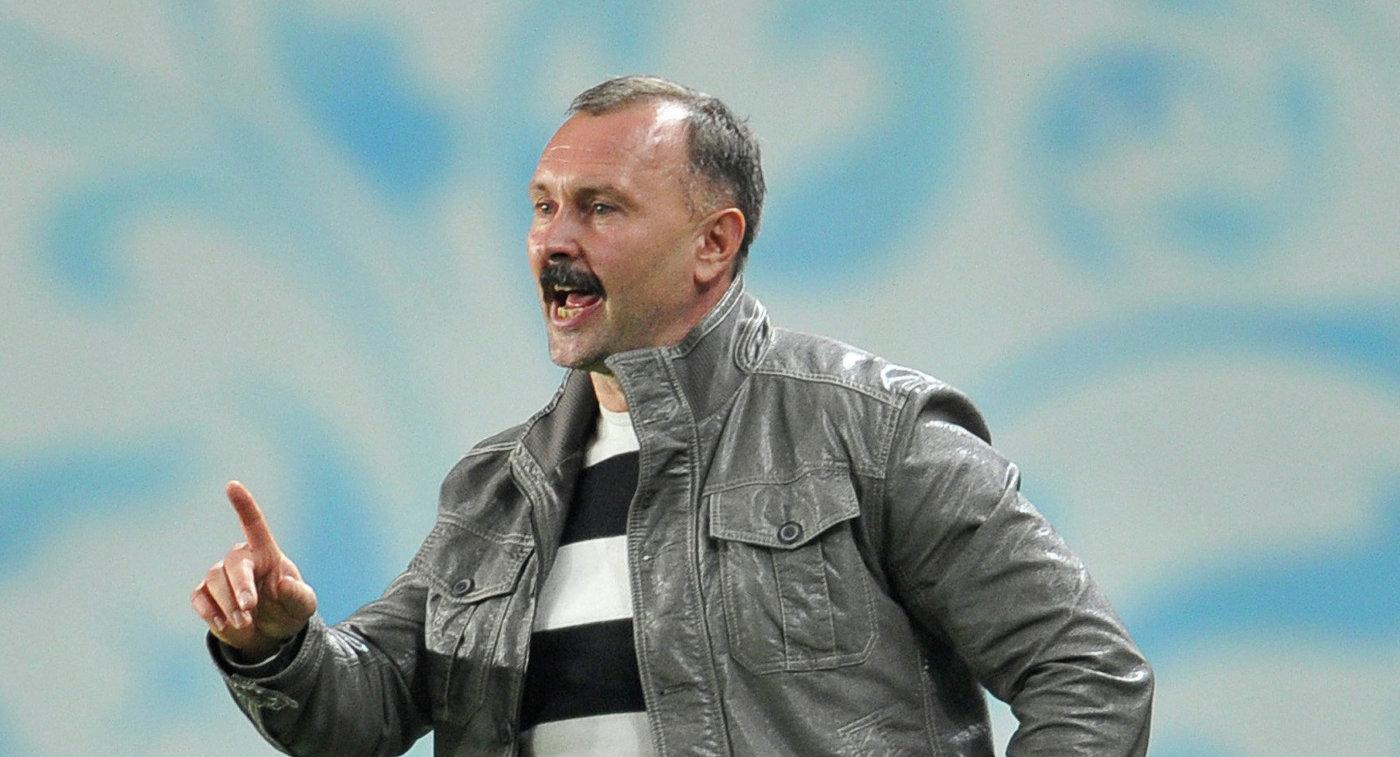 Игорь Криушенко останется основным тренером сборной Белоруссии пофутболу