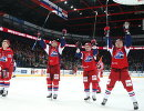 Игроки ХК Локомотив