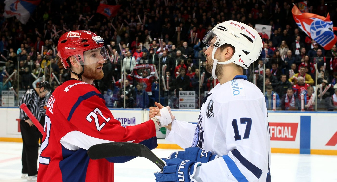 КХЛ: минское «Динамо» уступило московскому ЦСКА навыезде срезультатом 1:4