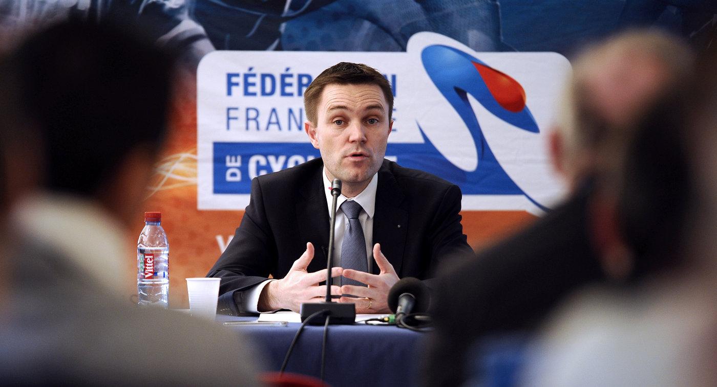 Давид Лаппартьен избран президентом интернационального союза велосипедистов