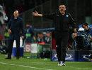 Главный тренер итальянского Наполи Маурицио Сарри