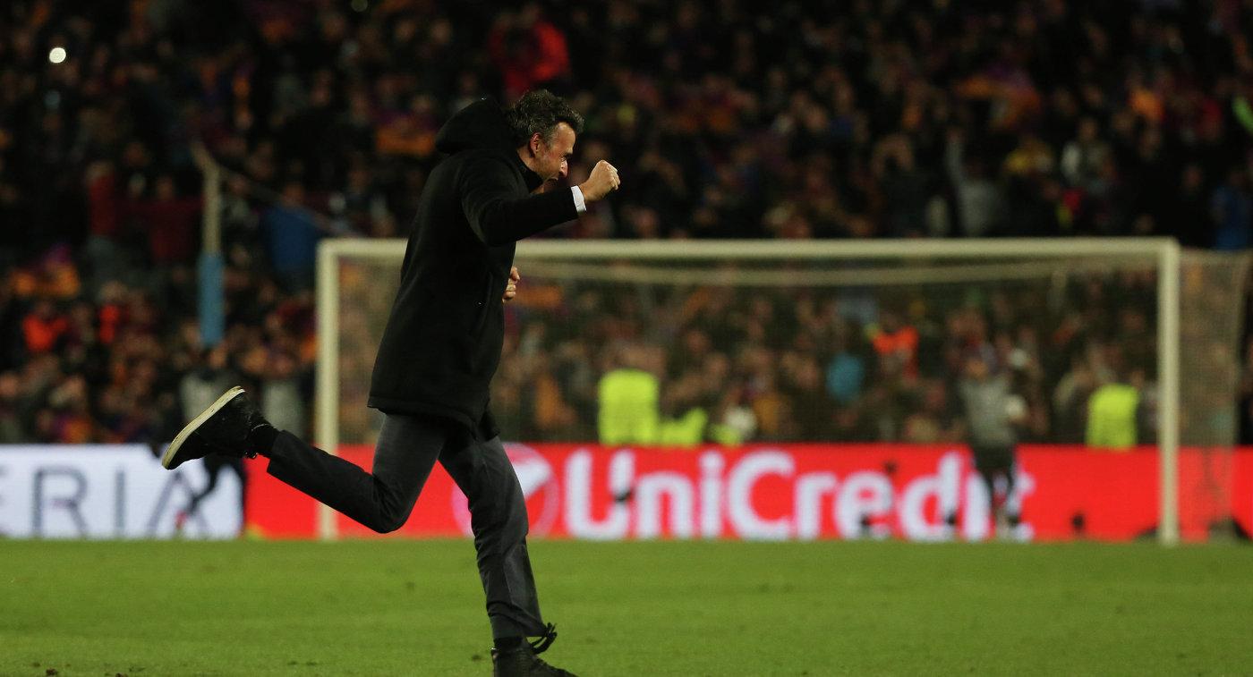 Энрике может пригласить Месси в«Арсенал», ежели будет тренером английского клуба