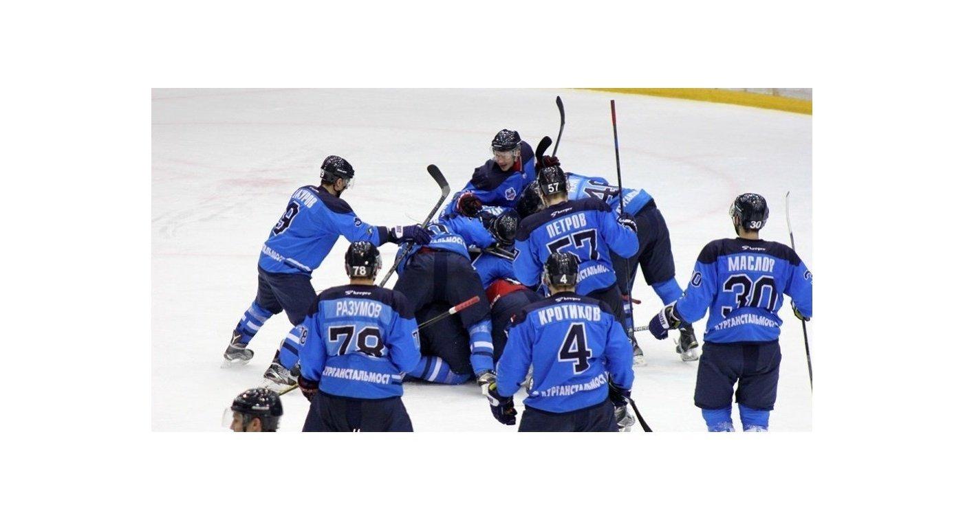 Хоккеисты Зауралья (Курган)