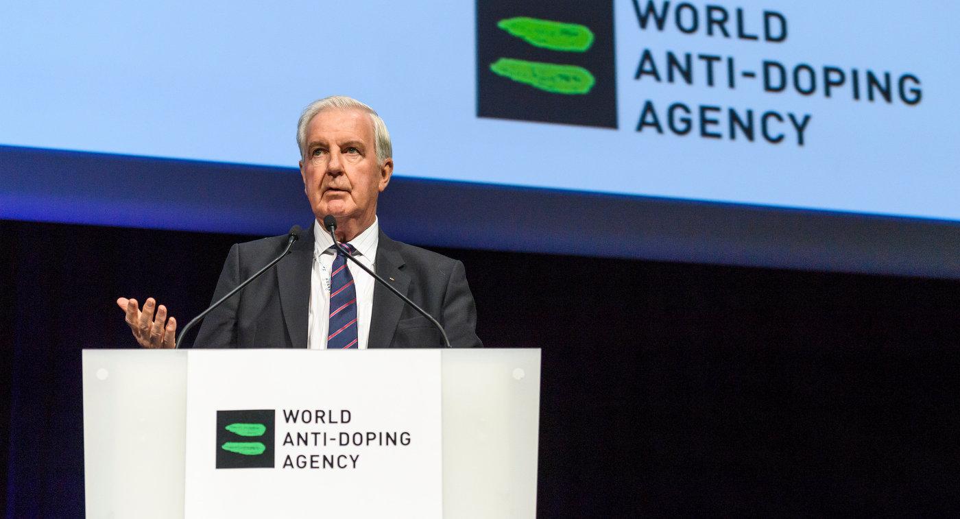 Руководитель ВАДА обвинил iNADO вигнорировании борьбы РФ против допинга