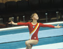 Гимнастка Елена Наймушина, архив