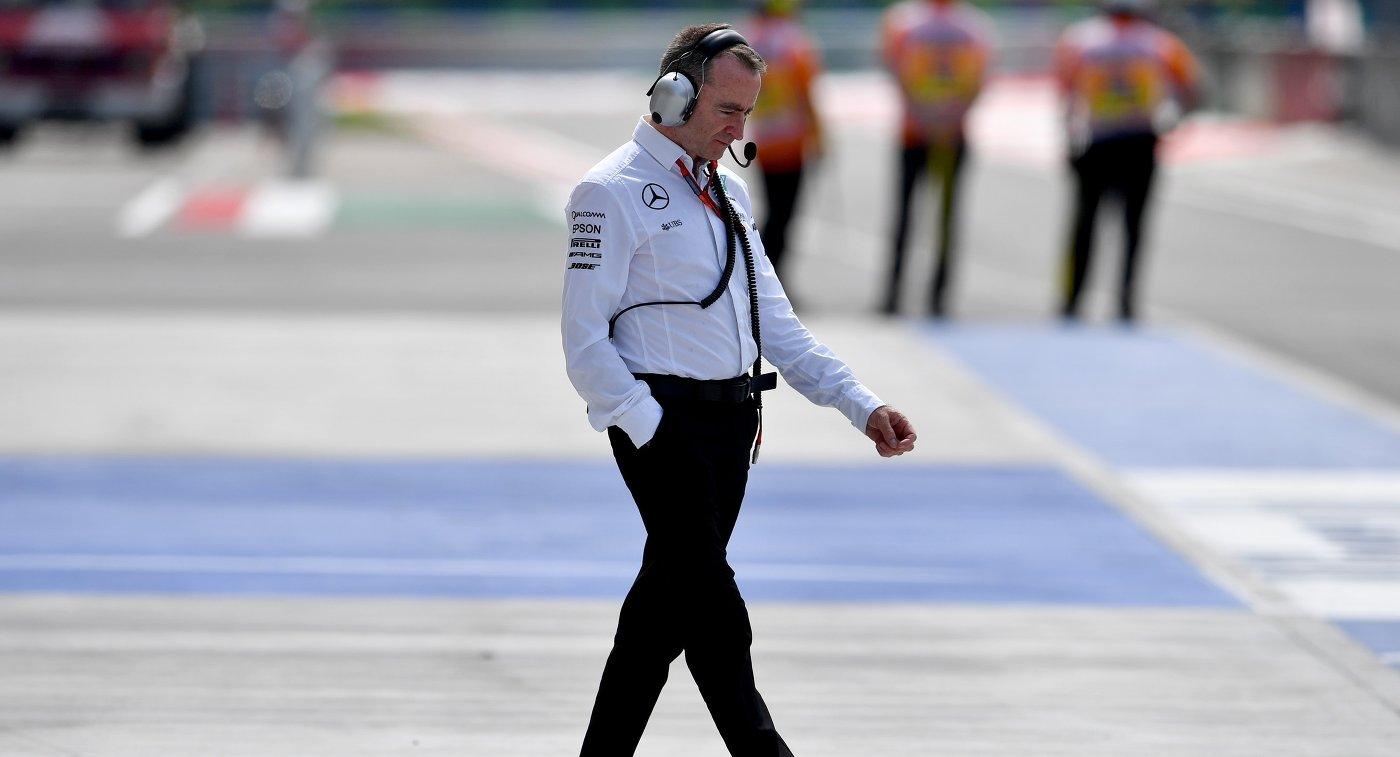 Главный инженер команды Формулы-1 - Уильямс Падди Лоу