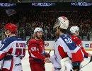 Хоккеисты Локомотива и ЦСКА