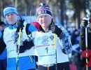 Алексей Кокорин на Лыжне России