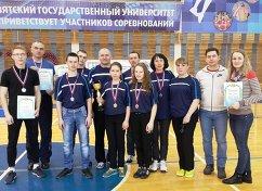 Команда победителей регионального этапа зимнего фестиваля ГТО