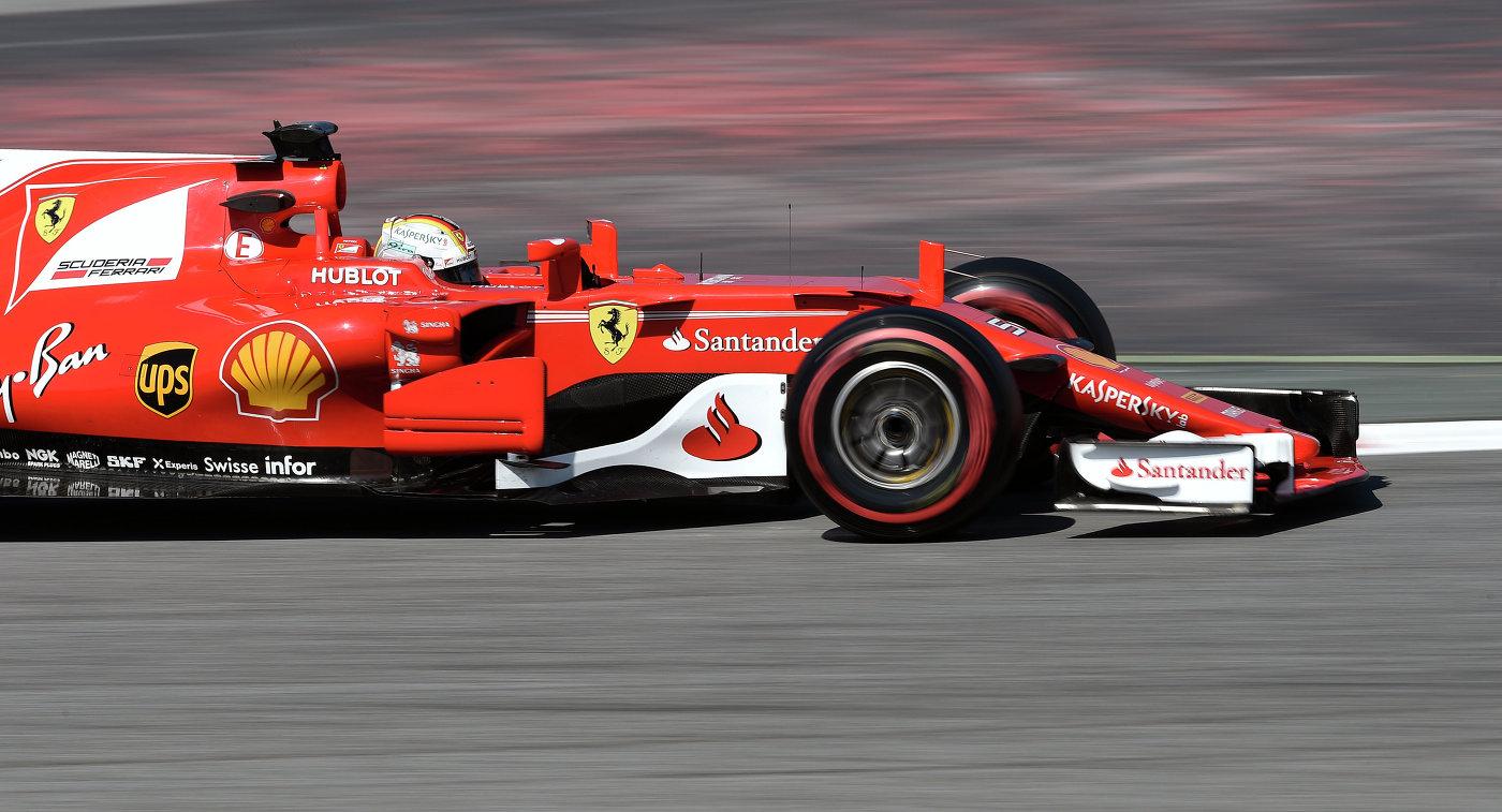 Феттель может перейти в Ferrari в 2014 году
