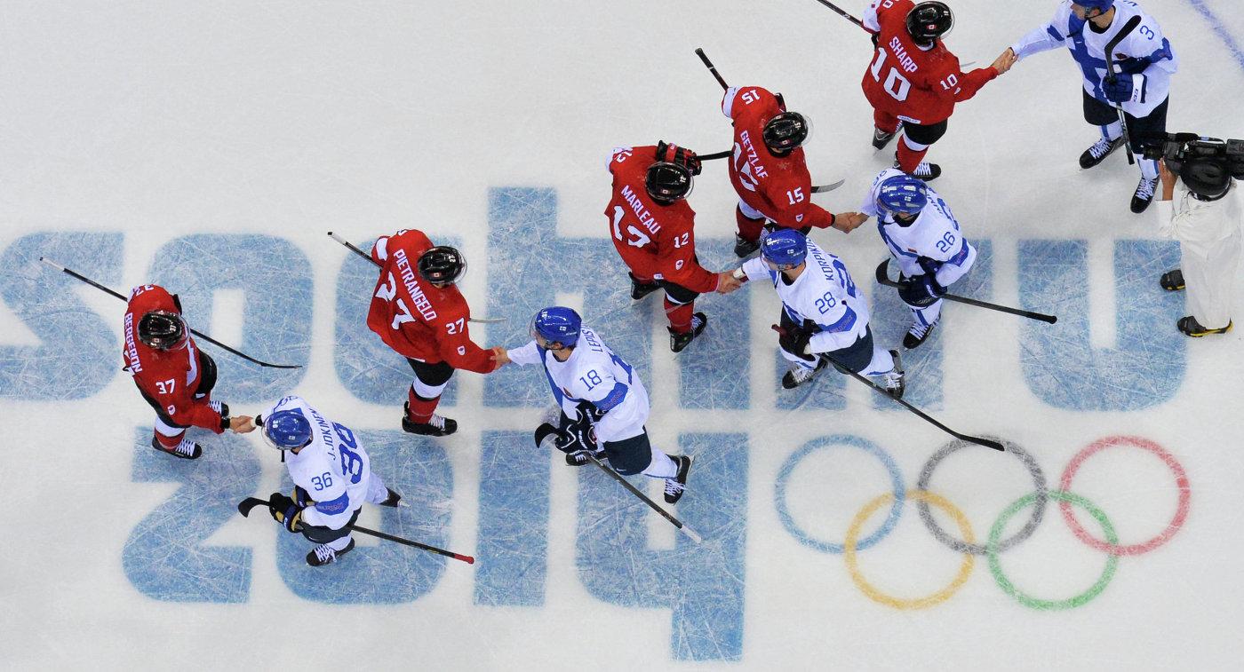 КХЛ может запретить своим игрокам выступать наИграх вПхенчхане