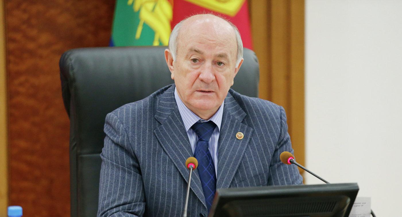Вице-губернатор Краснодарского края Николай Долуда