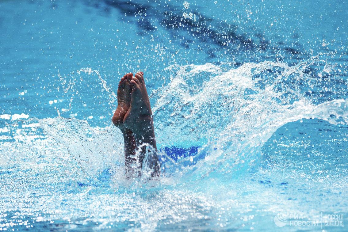 Прыжки в воду. Женщины