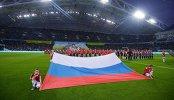 Товарищеский матч между сборными России и Бельгии