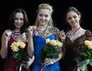 Елизавета Туктамышева, Елена Радионова, Евгения Медведева (слева направо)