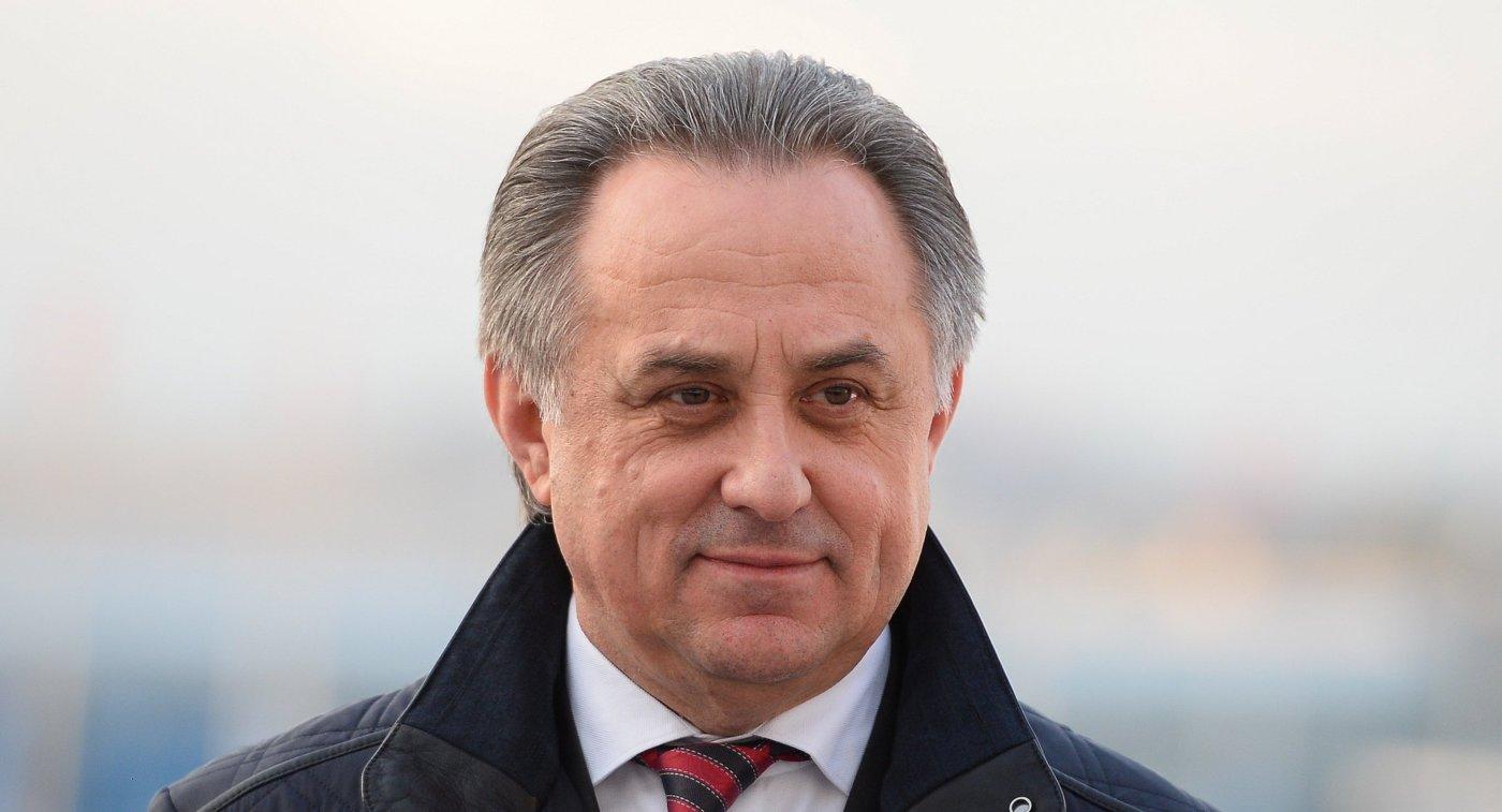 Угрозы участию сборной Российской Федерации  пофутболу наЧМ-2018 нет, объявил  Мутко