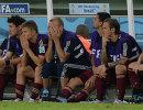 Запасные футболисты сборной России
