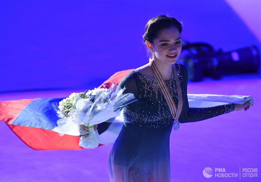 Евгения Медведева (Россия)