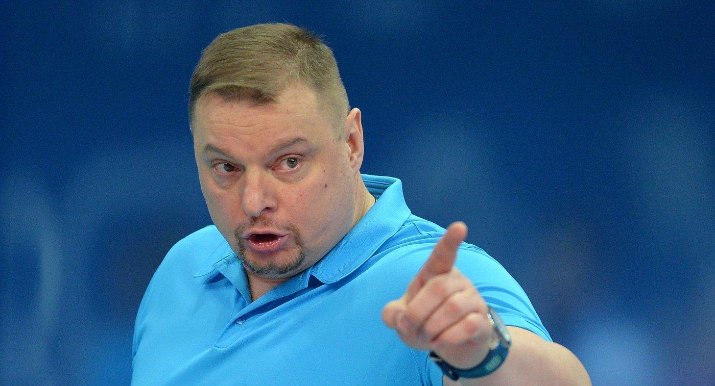 Волейбольный «Зенит» сыграет вдомашнем финале Лиги чемпионов