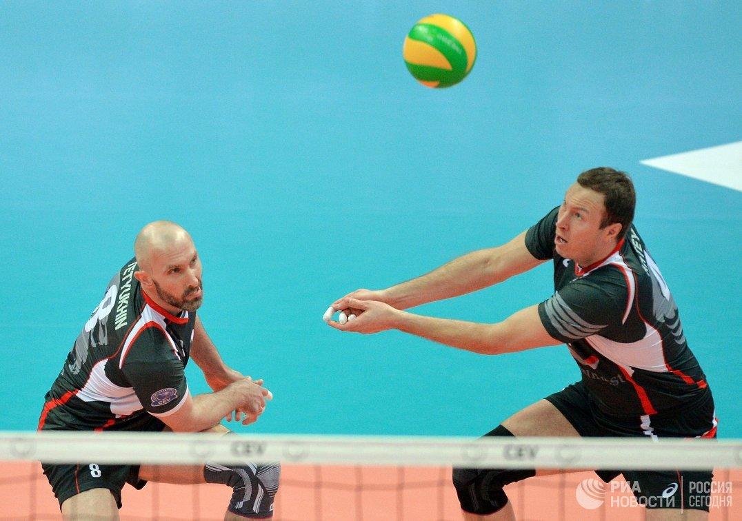 Русский волейбольный клуб «Белогорье» стал обладателем Кубка CEV&nbsp