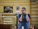 Тренер чемпионки мира по тяжелой атлетике Татьяны Кашириной Владимир Краснов