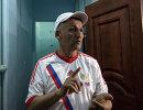 Учитель физкультуры республиканской школы-интерната Шахринавского района Таджикистана Хамза Пиров