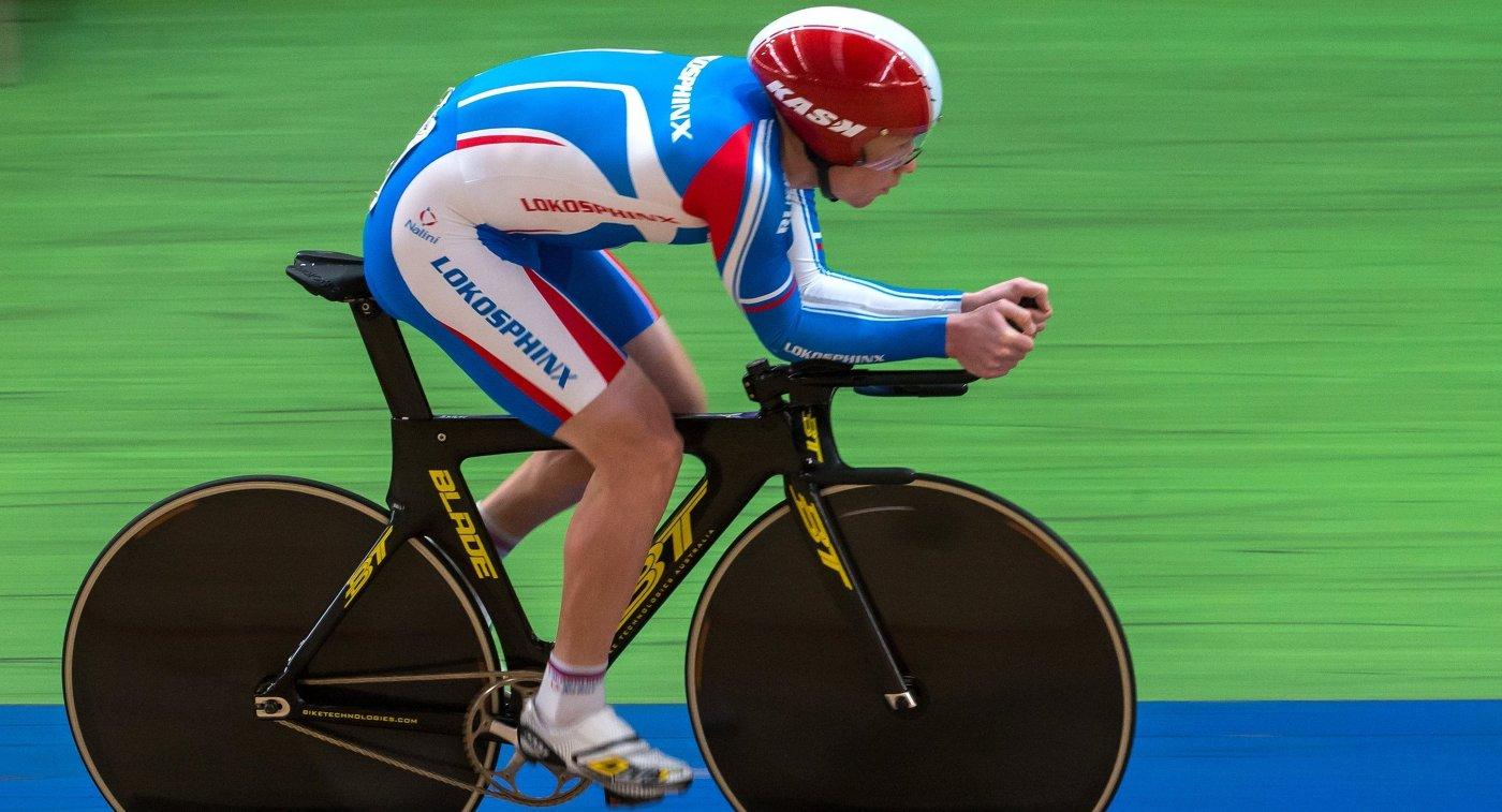 Русские велосипедистки стали вторыми вспринте наэтапе Кубка мира