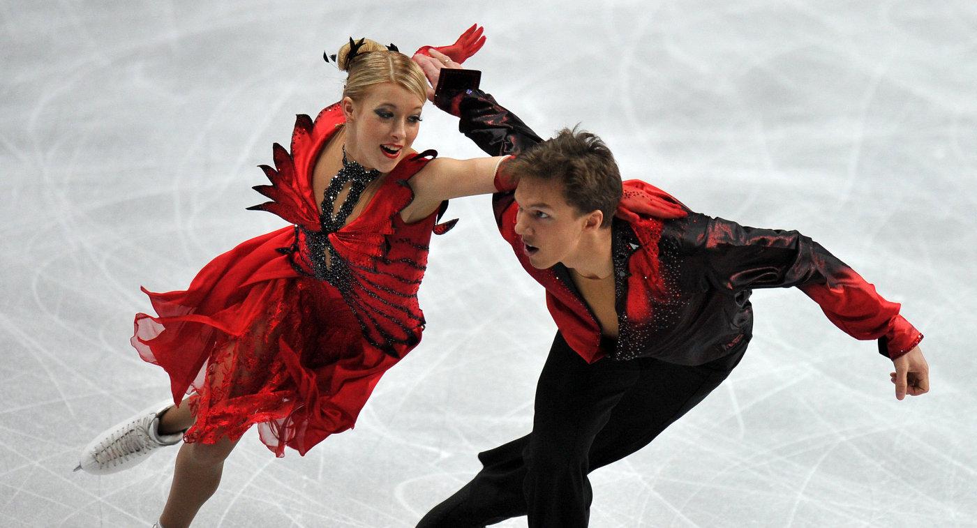Фигурное катание. Чемпионат Европы. Танцы на льду
