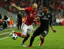 Игровой момент матча Бавария - Реал