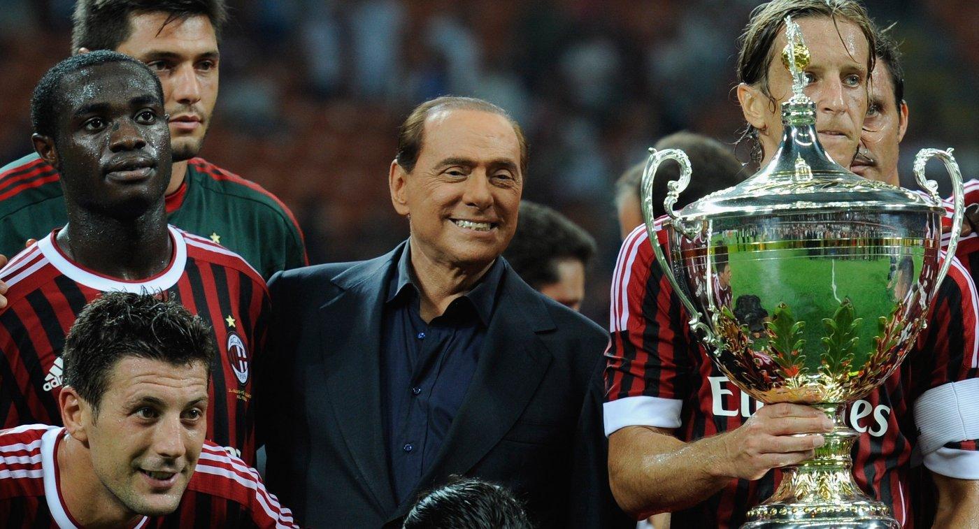 Завершение продажи Милана отложено до марта 2017 года