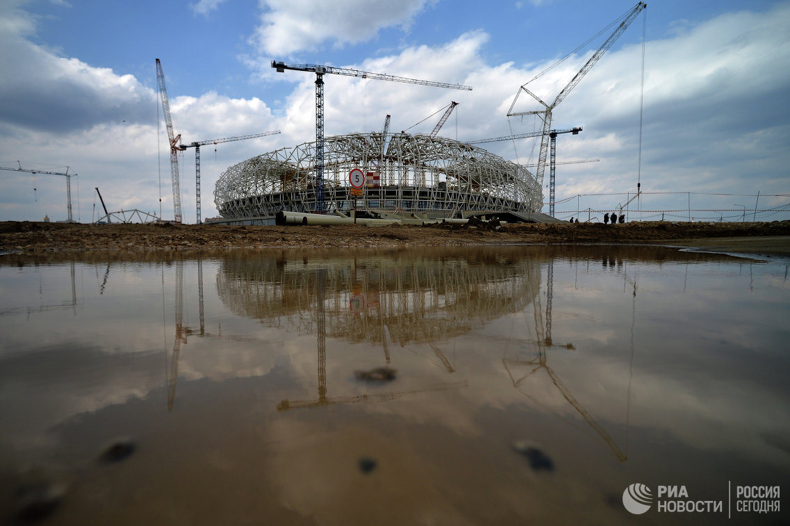 Стадион Мордовия Арена