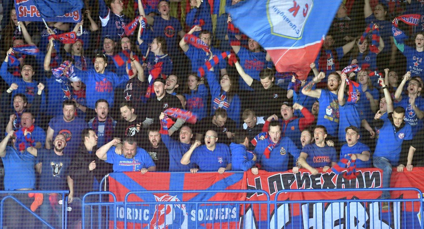 Игрок СКА назван лучшим защитником недели вКХЛ