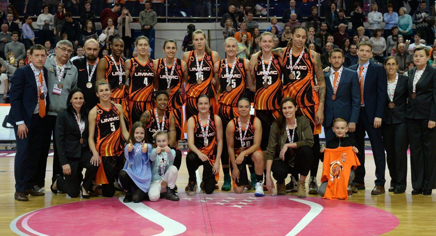 «Шопрон» будет конкурентом УГМК вфинале Евролиги