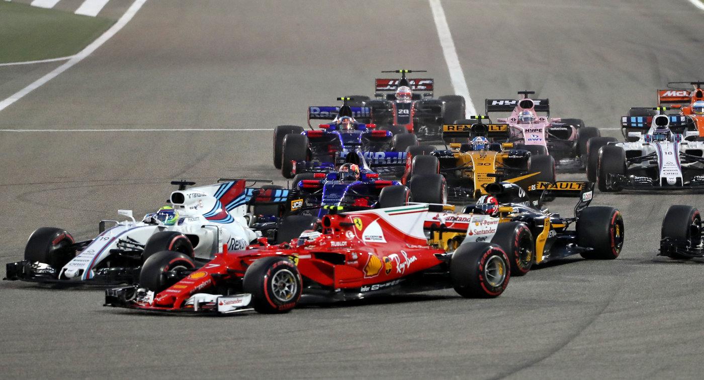 Феттель одержал победу квалификацию Гран-при Бахрейна, Сироткин— 18-й
