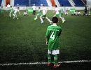Участник отборочных соревнований турнира Будущее зависит от тебя в Сибирском федеральном округе наблюдает за игрой