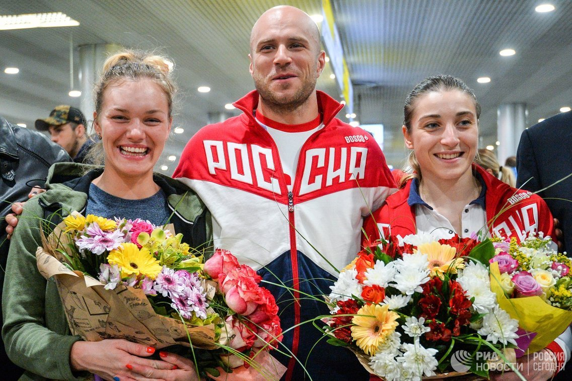 Шмелева иВойнова завоевали бронзу чемпионата мира вкомандном спринте