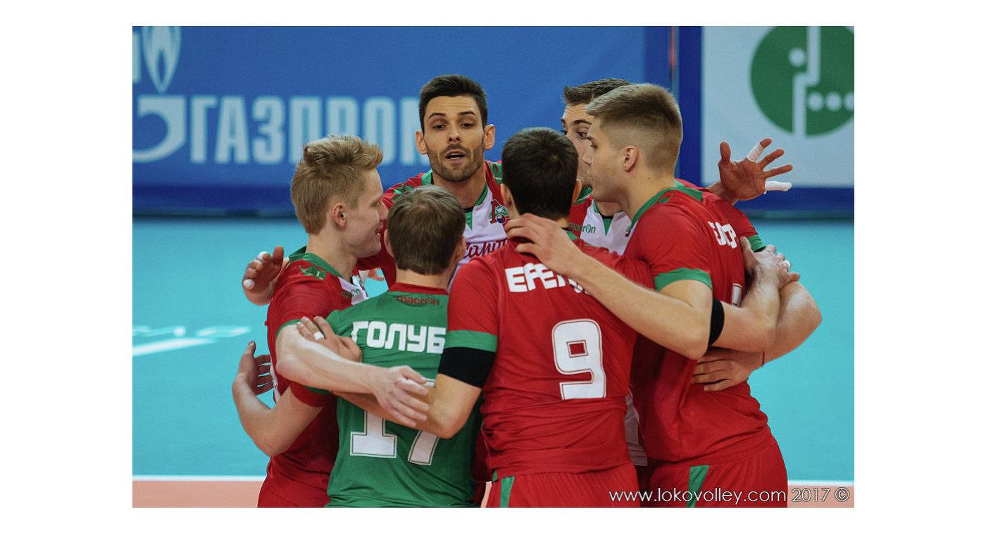 Новосибирский ВКонтакте «Локомотив» обыграл «Любляну»