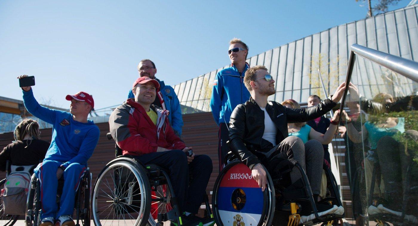 Паралимпийский комитет РФ назвал имена спортсменов, которые могут выступить под эгидой МПК