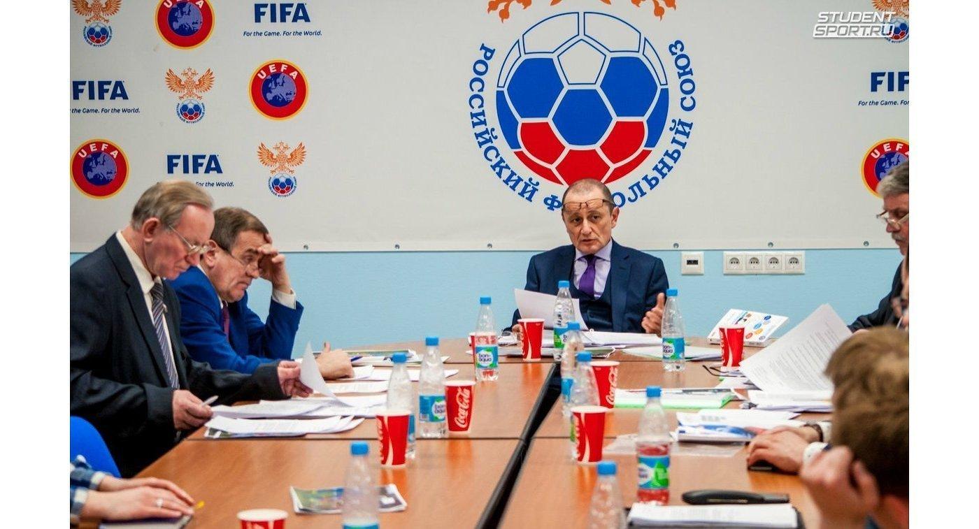 Заседание Контрольно-дисциплинарного комитета НСФЛ