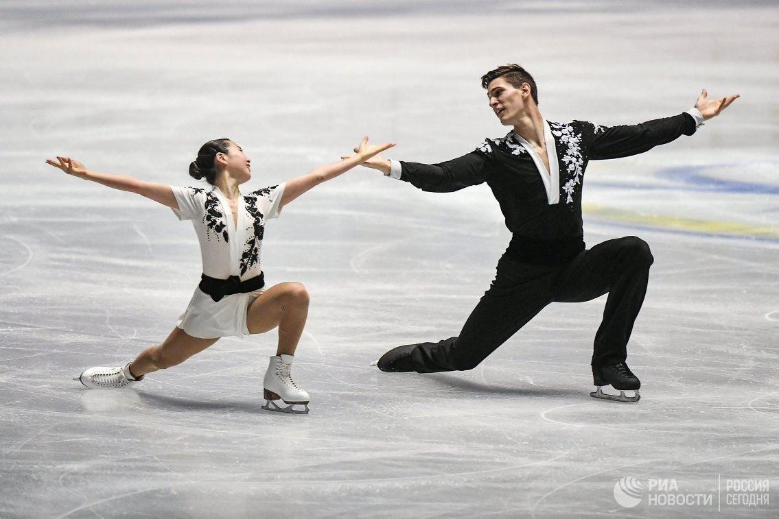 Сумире Суто и Фрэнсис Будро-Оде