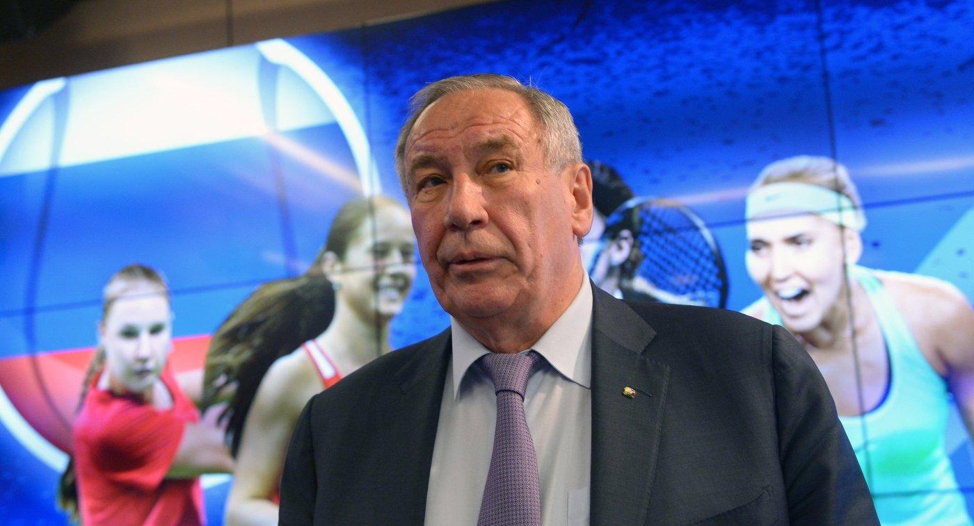 Шамиль Тарпищев переизбран членом МОК
