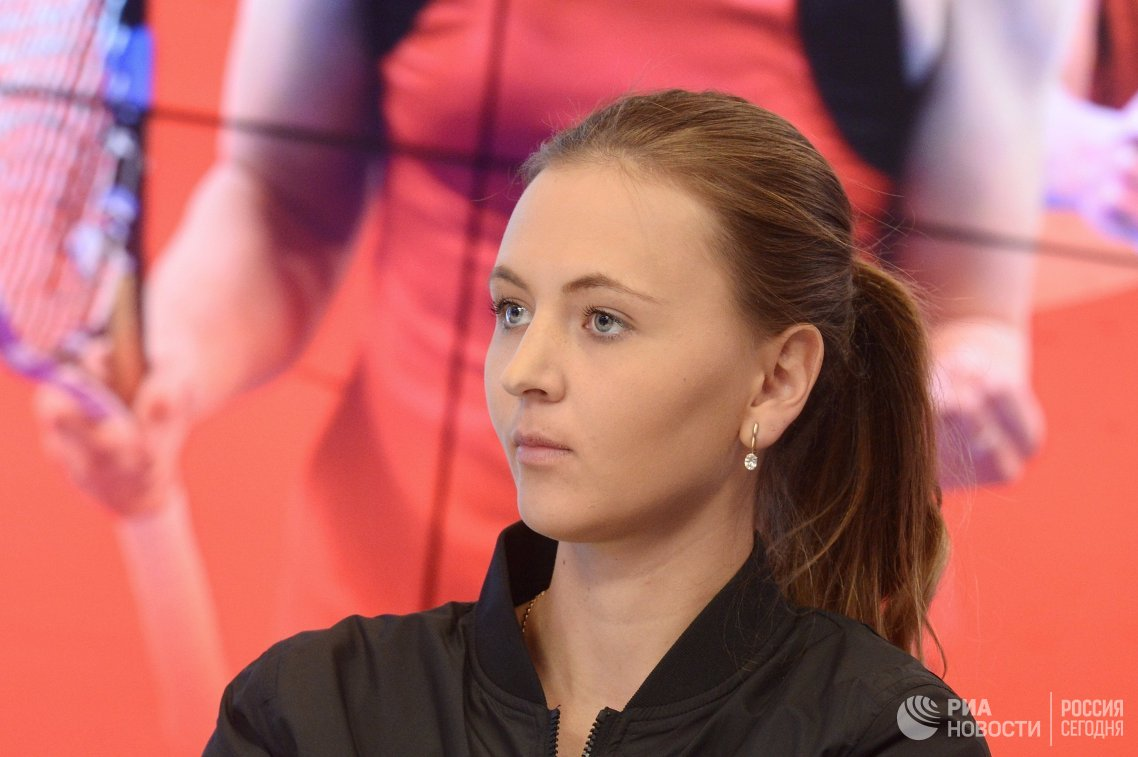 Бельгийская теннисистка Марина Заневская