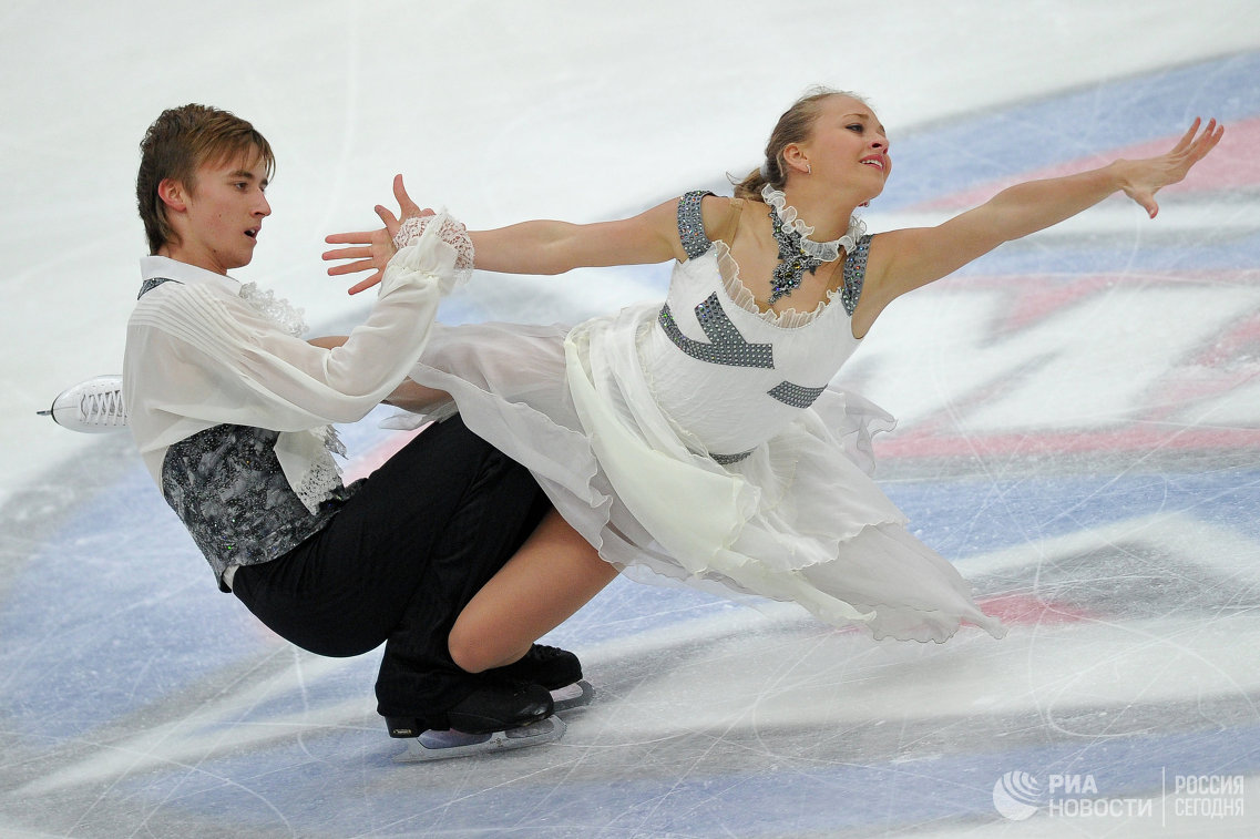 Виктория Синицина и Руслан Жиганшин